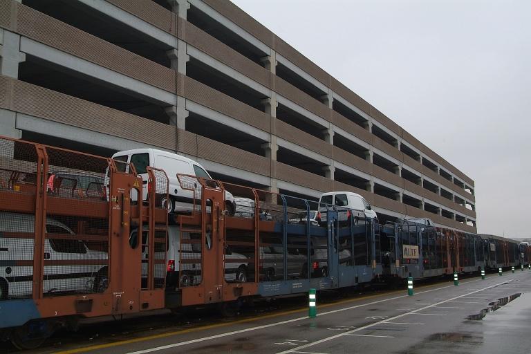 Intermodalidad Terminal SETRAM