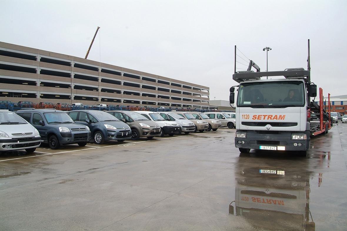 SETRAM la mejor terminal automóviles España