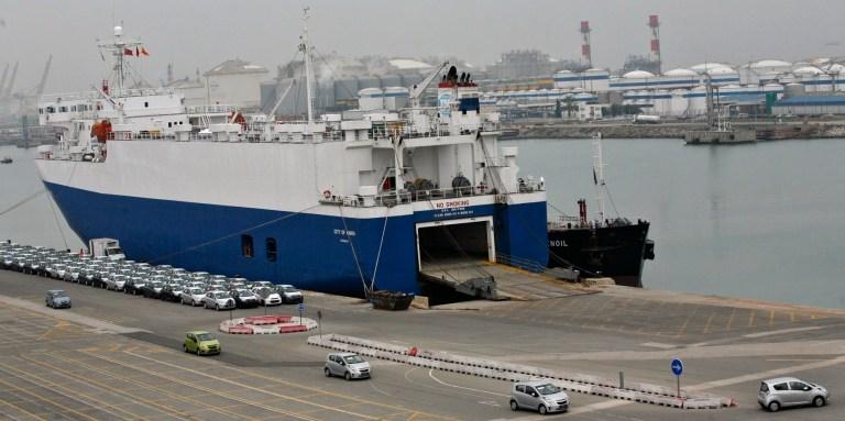 Vehículos Chevrolet en Terminal SETRAM
