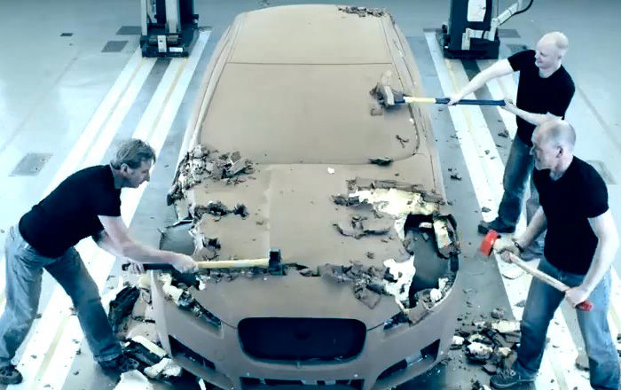 jaguar-xf-concept-maqueta