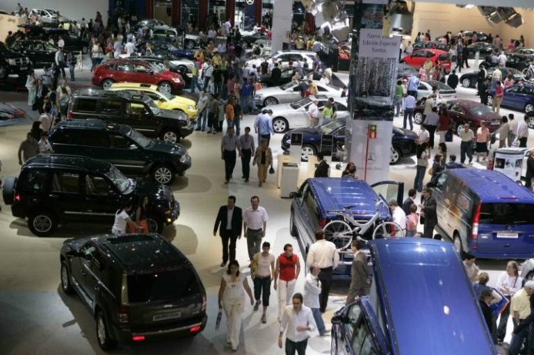 Coloquio Anfac y Aniacam en Salón Automóvil Madrid 2012