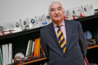 Daniel Tarragona, Consejero Delegado SETRAM y Presidente CETM Portavehículos