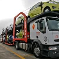 El tráfico de importación de vehículos Chevrolet, gestionado por Setram, uno de los principales del Puerto de Barcelona