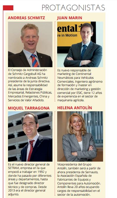 Miquel Tarragona, Director General SETRAM en Transporte Profesional