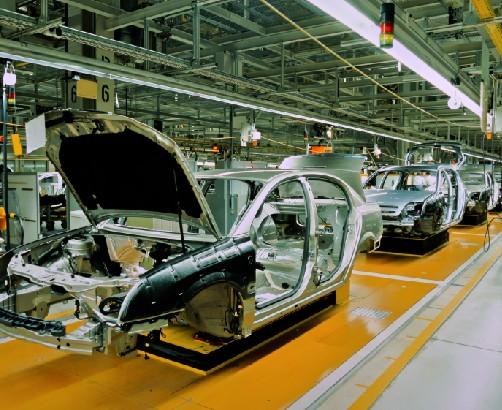 supply chain automóvil