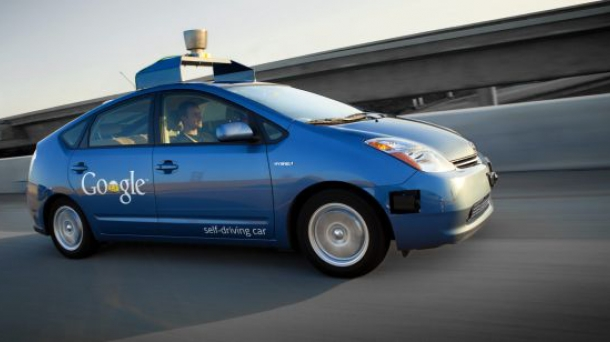 Google coche automático