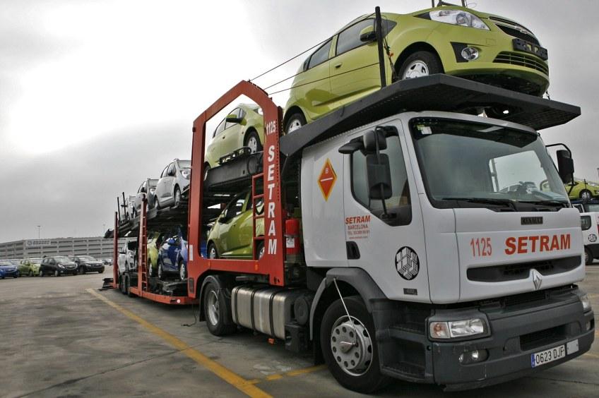 FLOTA Portavehículos SETRAM
