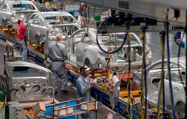 Fabricación automóviles