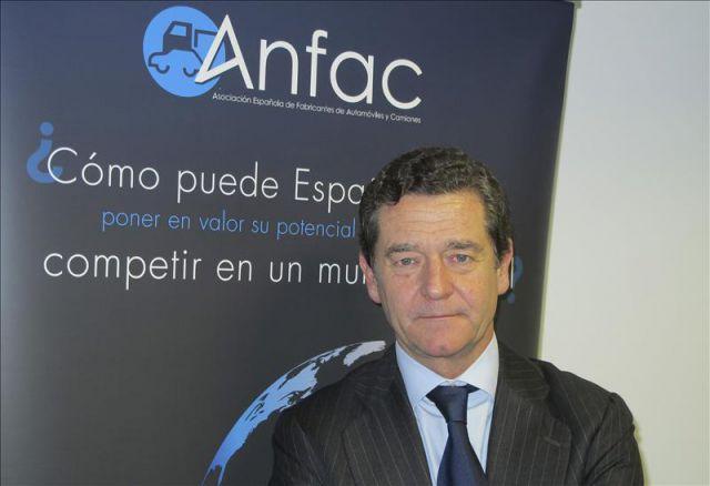 Mario Armero ANFAC