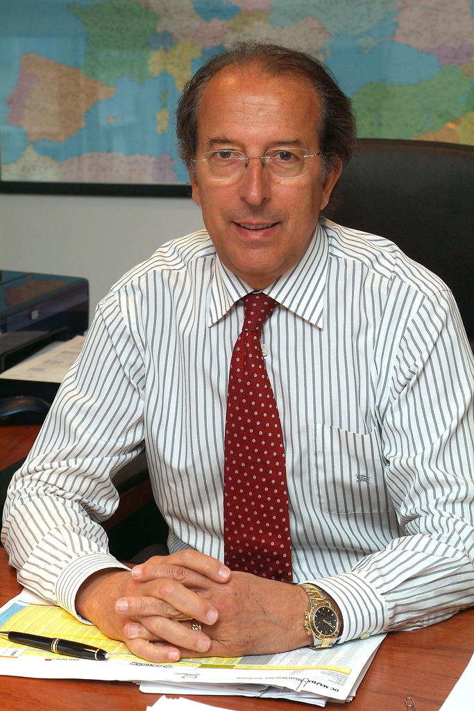 Manuel Hereza, Director General Grupo SETRAM