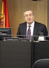 Jose Llorca presidente Puertos del Estado en el Congreso