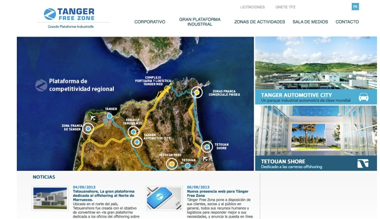 JORNADA Consorcio Zona Franca Barcelona y Tanger Free Zone