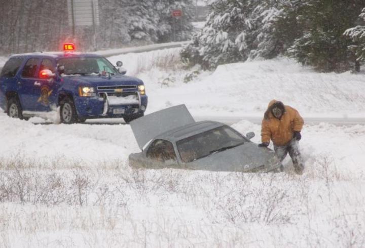 logistica automoción america mal tiempo