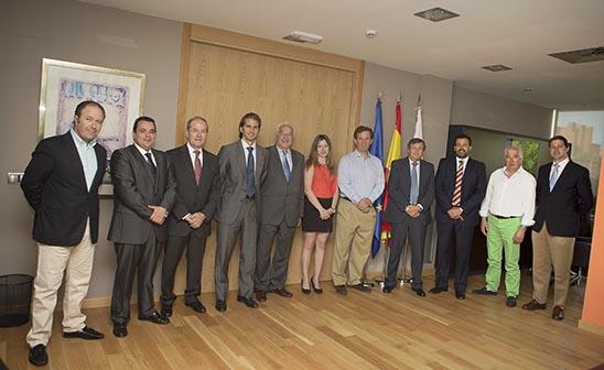 Daniel Tarragona, presidente CETM Portavehículos 2014