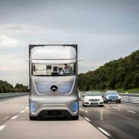 "European Automobile Manufacturers Association (ACEA): ""Semi-automated trucks will hit European roads in a worldwide exclusive"""