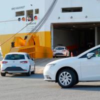 Barcelona es el primer puerto del Mediterráneo en liderar el transporte de automóviles por mar
