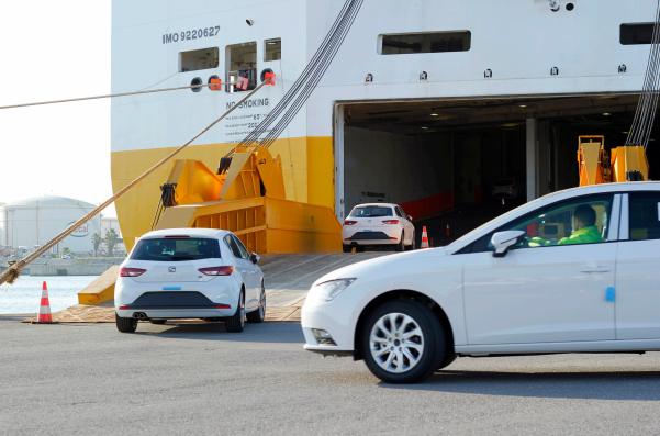 Terminal Automóviles SETRAM en Nota de Prensa Puerto de Barcelona
