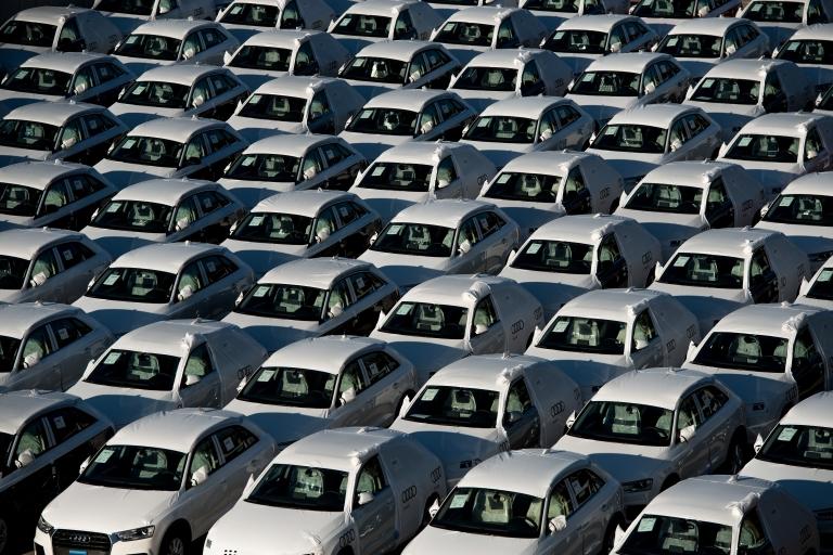 campa automóviles SETRAM Puerto de  Barcelona