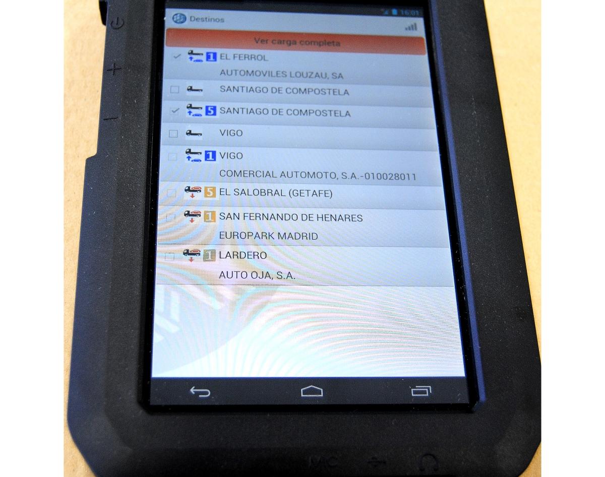 SETRAM mejora la trazabilidad de sus transportes mediante una aplicación para tablets que utilizan ya sus choferes