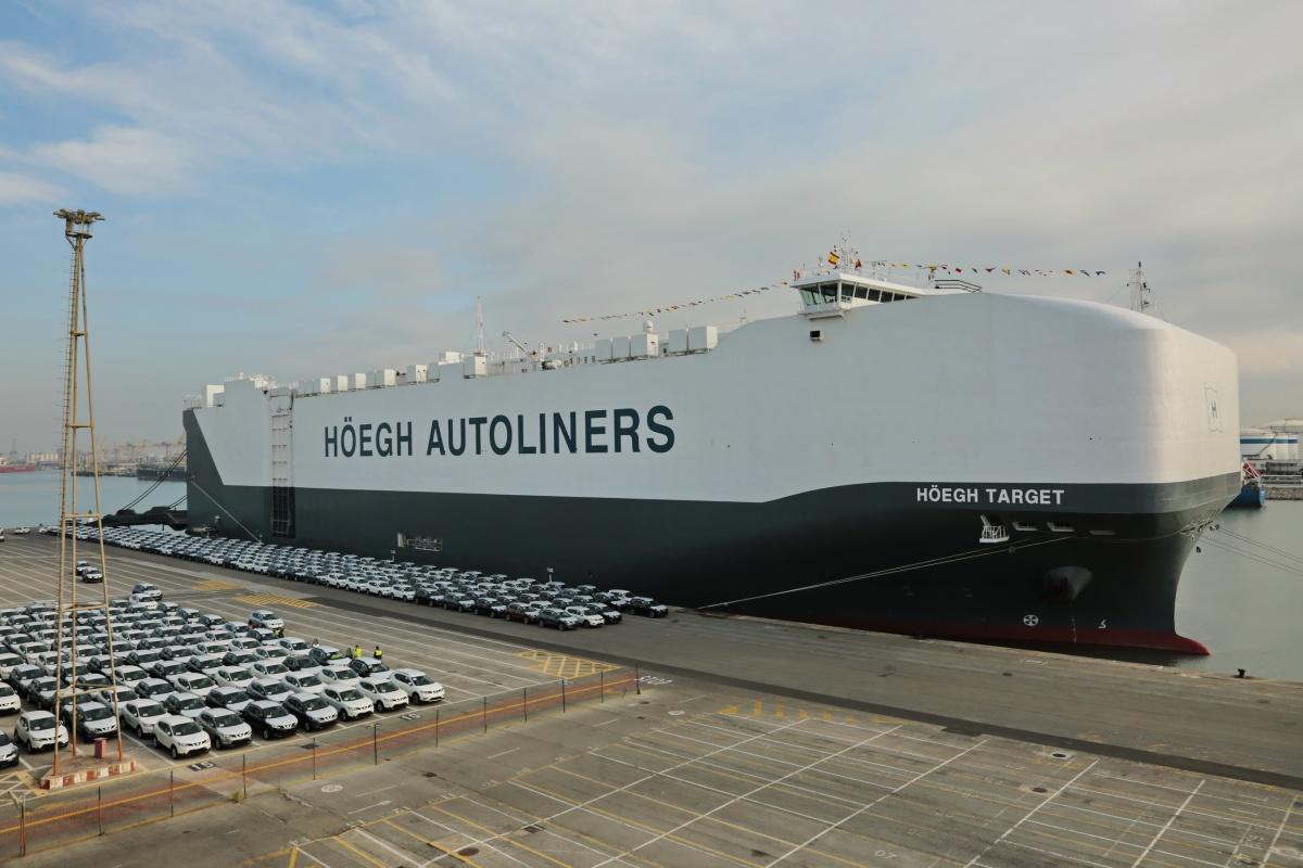 ANFAC: Mejora la valoración global de las empresas especializadas en transporte de vehículos: 2,2 millones de vehículos nuevos fueron transportados por carretera