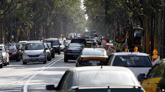 envejecimiento parque automóviles españa