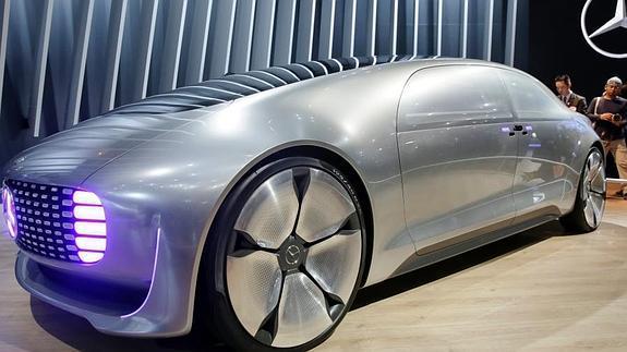 Proyecto Automóvil Mercedes