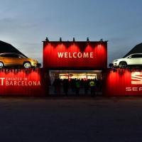 El nuevo SEAT Ateca se presenta con la logística del Puerto de Barcelona