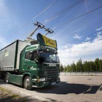 La primera carretera eléctrica del mundo la innova Suecia