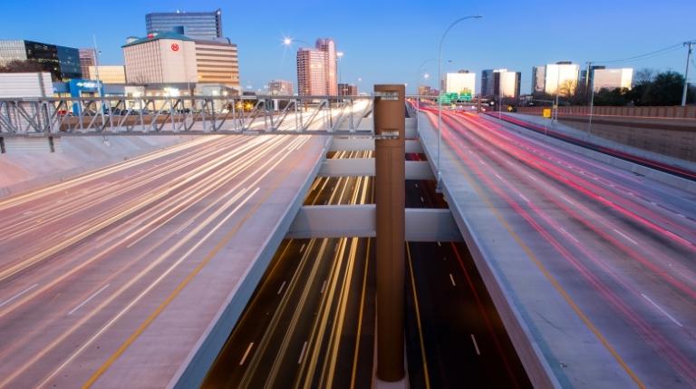 Foto El País Autopistas Dallas gestionadas por Ferrovial