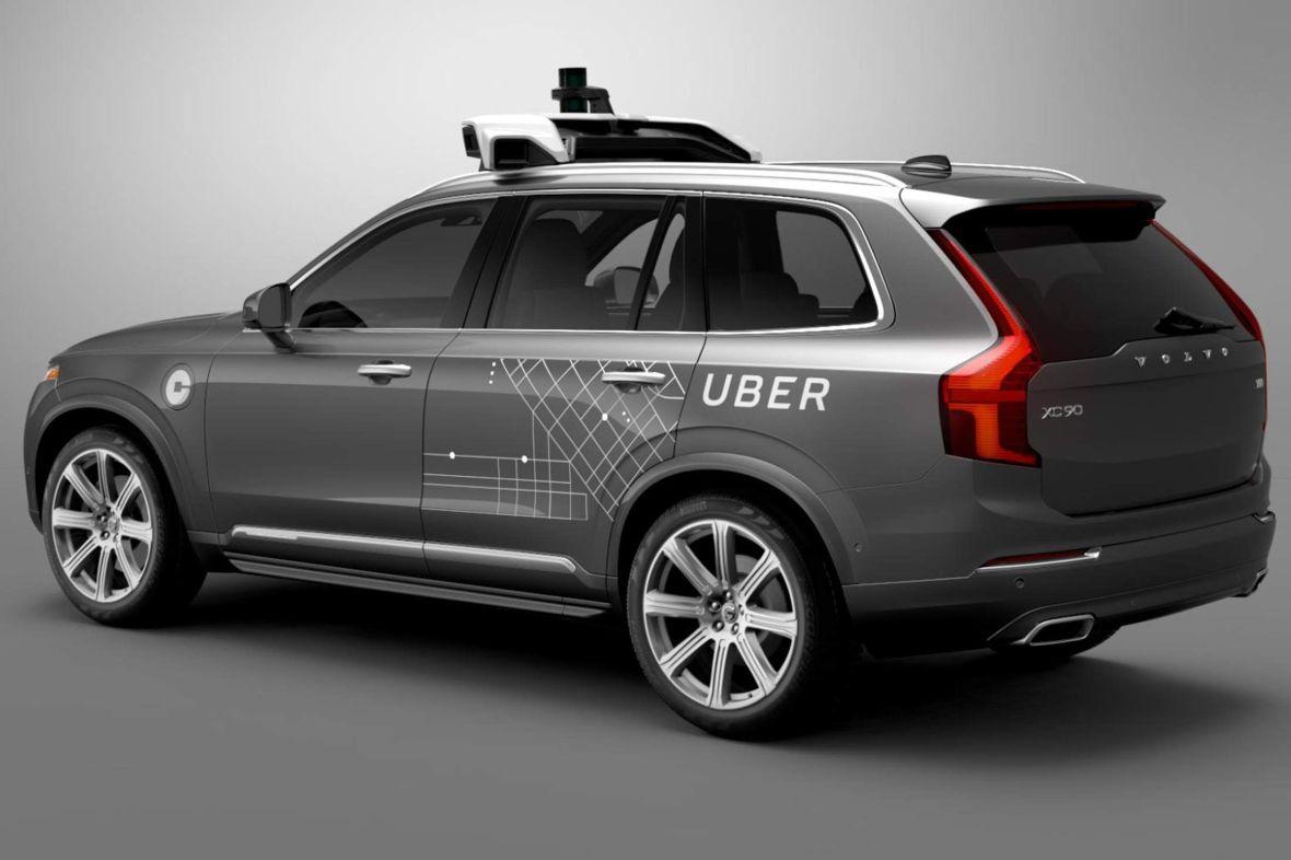 Uber autonomus