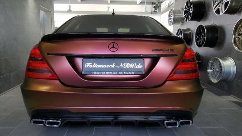 Chameleon-Folierung-Mercedes-Benz-S-Klasse-W221-Tuning-4