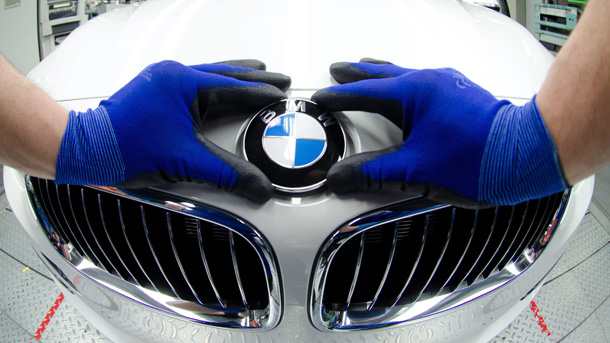 BMW remains world's leading luxury auto brand