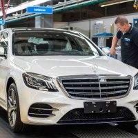 Mercedes Benz: Los coches autónomos nacen antes en los procesos de producción autónomos
