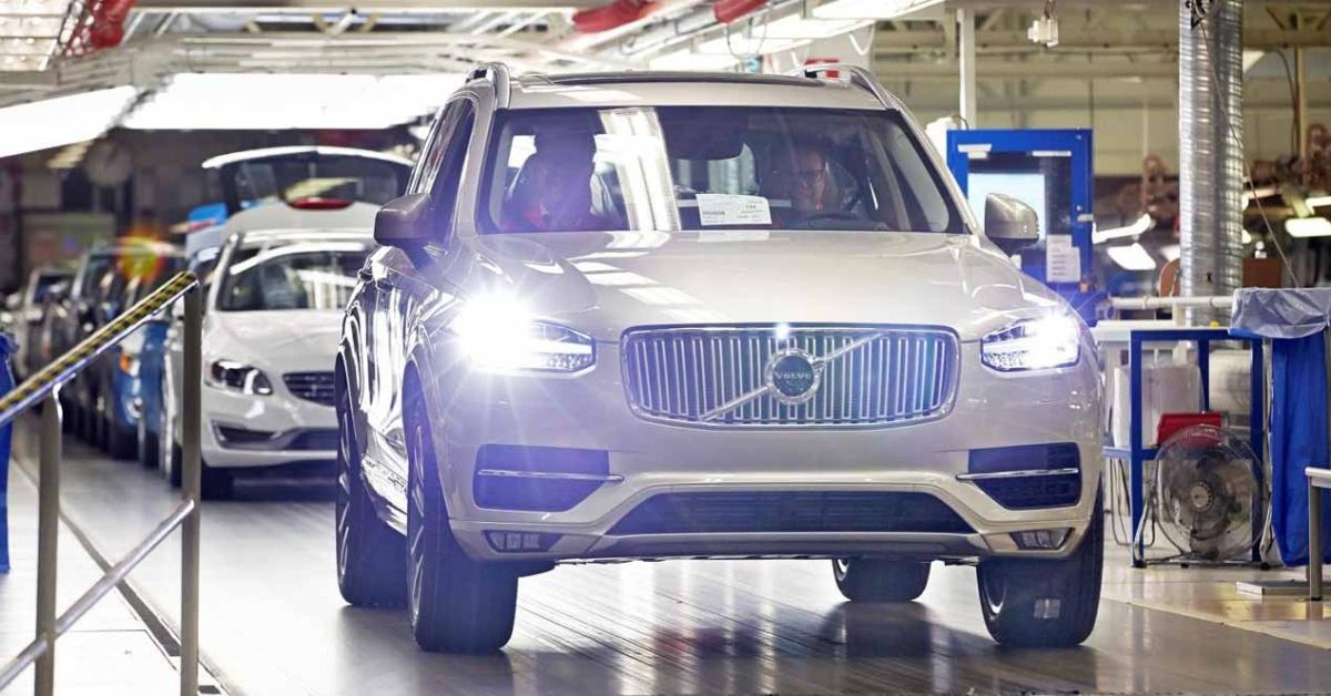 Volvo: Cadena global de suministros e inversiones tecnológicas en un entorno de crecimiento