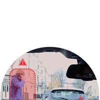 Head-Up Display: El parabrisas del automóvil será la segunda pantalla gracias a la realidad aumentada