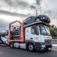 La mitad de las exportaciones españolas de vehículos se van a Francia, UK y Alemania