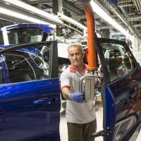 La producción del nuevo CUPRA Formentor a punto de arrancar en las líneas de montaje de SEAT
