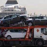 El automóvil registra un 127% el superávit comercial hasta septiembre