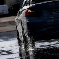 Recomendaciones para conducir el automóvil durante temporal de lluvia