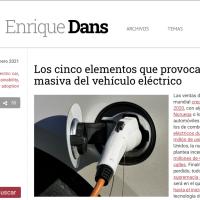 """Enrique Dans: """"Los factores que intervienen en la consolidación del vehículo eléctrico como tendencia de mercado"""""""