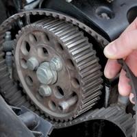 Gestión del cambio de la correa de distribución en el motor de su coche