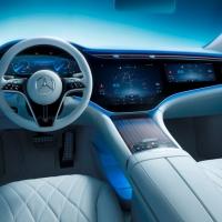 La expresión del lujo en un vehículo eléctrico con 770 kms de autonomía